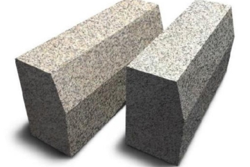 granite curbstone