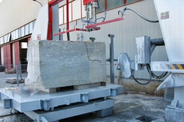 granite production