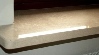 Marble Window Ledge