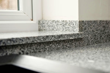 granite window ledge